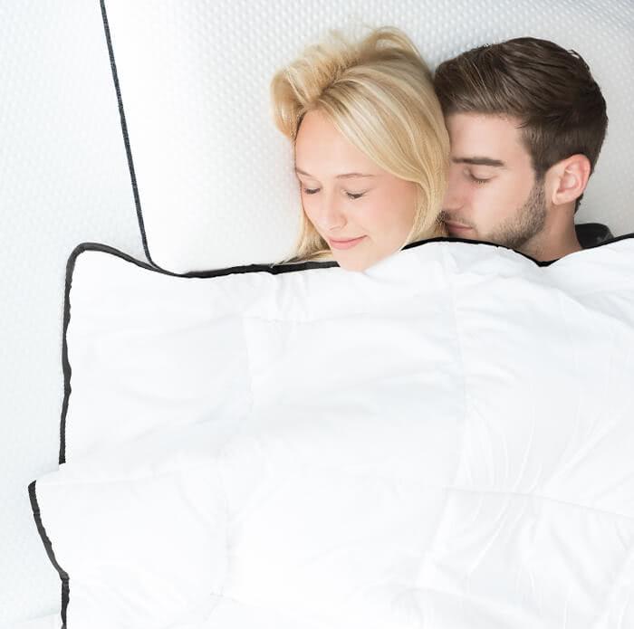 Die Emma Bettdecke ist besonders kuschelig